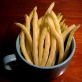 Yellow Cherokee Wax Beans